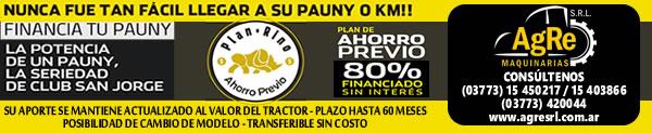 Plan RINO - Plan de Ahorro Previo - Financiar tu Tractor Pauny Nunca Fue Tan Fácil